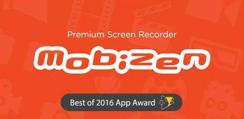 Mobizen Screen Recorder – Record, Capture, Edit v3.9.0.21