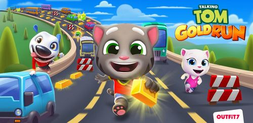 Talking Tom Gold Run 3D Game v3.7.0.359