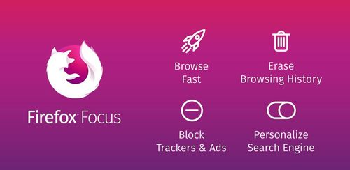 Firefox Focus: The privacy browser v9.0 build 331691211
