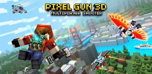 Pixel Gun 3D (Pocket Edition) v16.4.1 + data