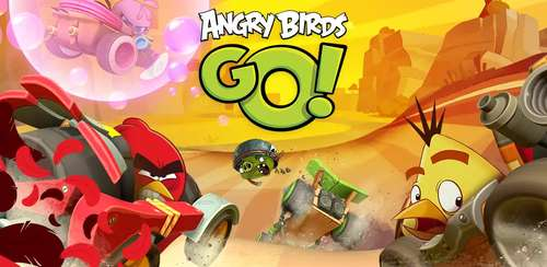 Angry Birds Go! v2.9.1 + data
