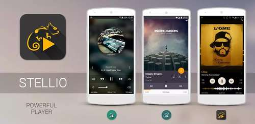 Stellio Music Player v5.6.5.4
