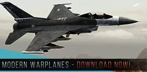 Modern Warplanes v1.8.27 build 100367