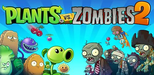 Plants vs. Zombies 2 v8.0.1 + data