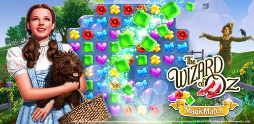 The Wizard of Oz Magic Match 3 v1.0.4505