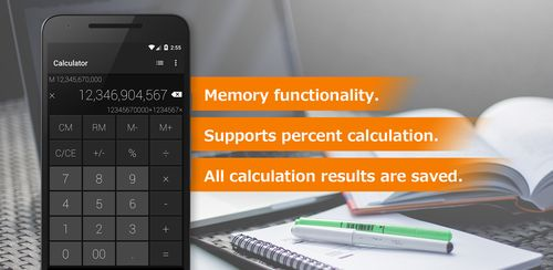Calculator – Simple & Stylish v2.0.5