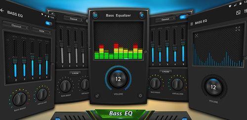 Equalizer & Bass Booster Pro v1.6.2