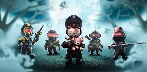 Pocket Troops: Tactical RPG v1.38.0 + data