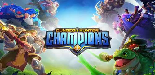 Dungeon Hunter Champions: Epic Online Action RPG v1.8.34