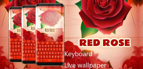 Red Rose Keyboard v4.1.7
