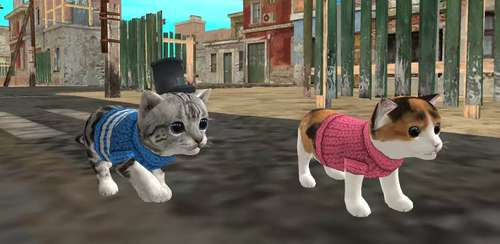 Cat Sim Online: Play with Cats v101