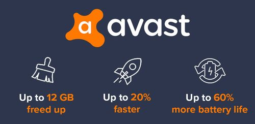 Avast Cleanup & Boost, Phone Cleaner, Optimizer v5.0.0