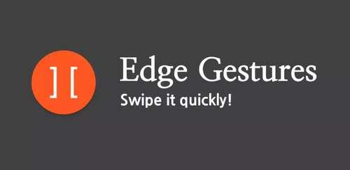 Edge Gestures v1.6.2