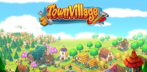 Town Village: Farm, Build, Trade, Harvest City v2.4.7