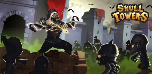 Skull Towers: Offline Games Castle Defense v1.2.1