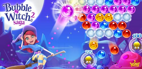Bubble Witch 2 Saga v1.105.0.1