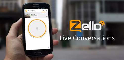 Zello PTT Walkie Talkie v4.93.1