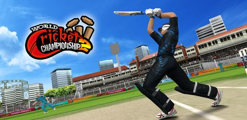 World Cricket Championship 2 v2.8.6.6 + data