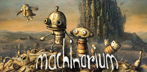 Machinarium v2.5.6 + data