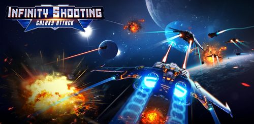 Infinity Shooting: Galaxy War v1.8.14 buiuld 357