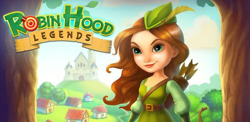 Robin Hood Legends – A Merge 3 Puzzle Game v2.0.9