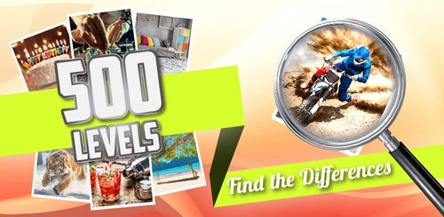 Find the Differences 500 levels v1.0.6