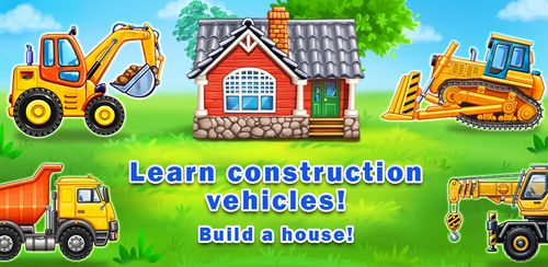 Truck games for kids – build a house 🏡 car wash v0.7.3