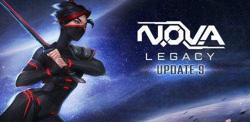 N.O.V.A. Legacy v5.8.1c