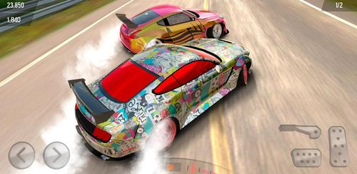 Drift Max Pro – Car Drifting Game v2.4.3 + data