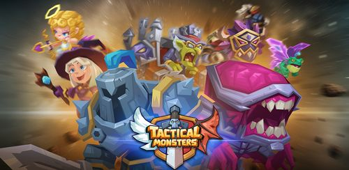 Tactical Monsters Rumble Arena v1.15.4