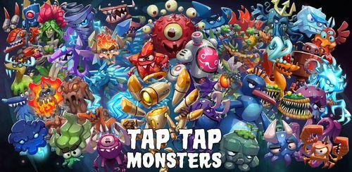 Tap Tap Monsters: Evolution Clicker v1.3.18