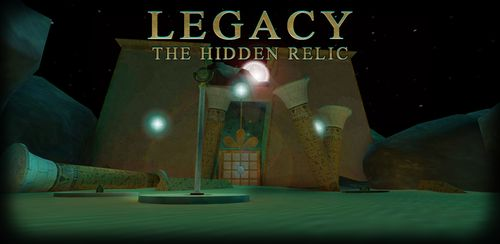 Legacy 3 – The Hidden Relic v1.2
