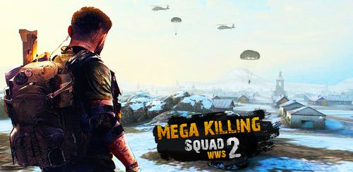 Mega Killing Squad 2: Winter Wars Shooting Games v1.0