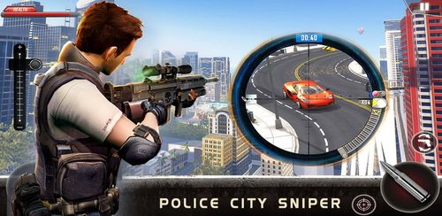 City Police Sniper 2018 – Best FPS Shooter v2.0