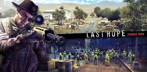 Last Hope Sniper – Zombie War v1.58