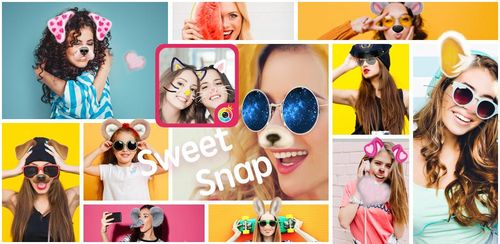 Sweet Camera Pro – No Ads, Unique Filter & Sticker v2.27.100396