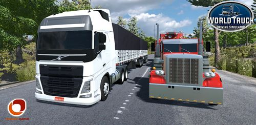 World Truck Driving Simulator v1.060 + data