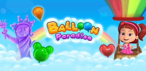 Balloon Paradise – Free Match 3 Puzzle Game v3.8.9