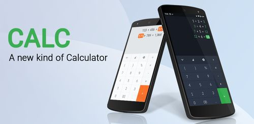Calc – A new kind of Calculator v2.1.8