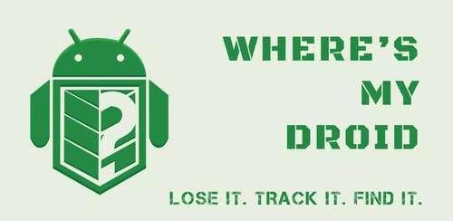 Wheres My Droid Pro v6.4.6