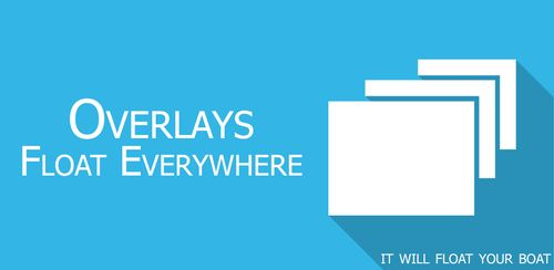 Overlays: Floating Apps Multitasking v6.3.6