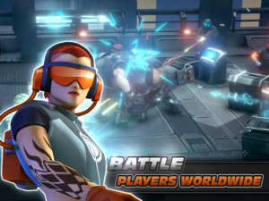 تصویر محیط Alpha Squad 5 RPG & PvP Online Battle Arena v2.6.10