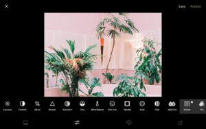 تصویر محیط VSCO Cam v125