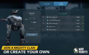 تصویر محیط War Robots v5.0.0 + data