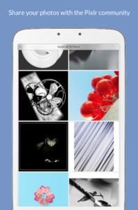 تصویر محیط Pixlr – Free Photo Editor v3.4.48