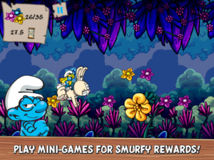 تصویر محیط Smurfs' Village v1.98.1 + data