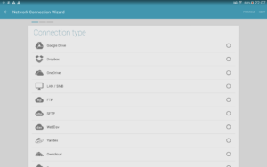 تصویر محیط Solid Explorer File Manager v2.8.3