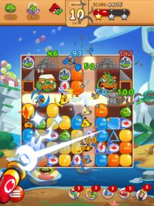 تصویر محیط Angry Birds Blast v1.9.2