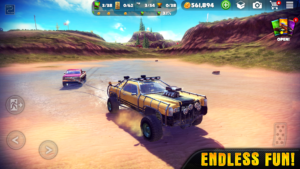 تصویر محیط Off The Road – OTR Open World Driving v1.3.9 + data