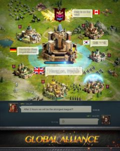 تصویر محیط Clash of Queens: Light or Darkness v2.7.7